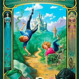 Chris Colfer - The Land of Stories: The Wishing Spell