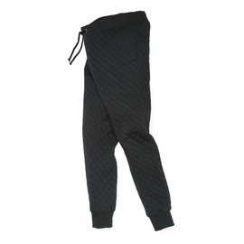 UMIT BENAN - Drawcord Quilting Trousers
