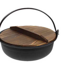 Oigen Foundry - Cast Iron Nabe Pot, Best Nippon Design, since 1852