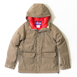 nanamica×THE NORTH FACE - 65/35 Mountain Down Parka