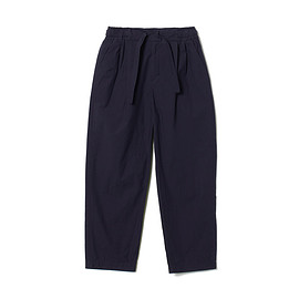 White Mountaineering - WR1871401 2 TUCK WIDE PANTS