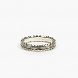 nonnative - NONNATIVE X END MEN'S 925 SILVER RING