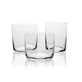 Jasper Morrison - Glasses for Alessi