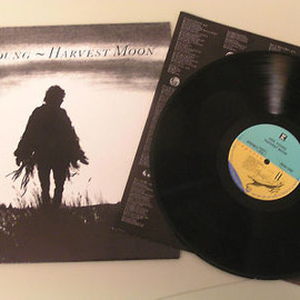 Neil Young - Harvest Moon (Record: Reprise 9362-45057-1 Germany orig.)