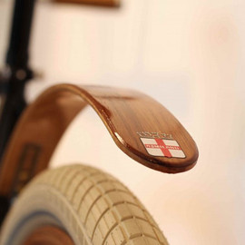 woodysfenders - Wood bike fender