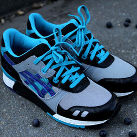 ASICS - Gel Lyte III 'Blueberry'