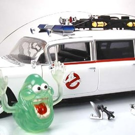 Joy Ride - Ghostbuster ECTO-1