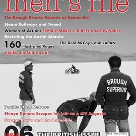 CUBE - Men's File issue #6