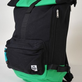 Chums - Flap Day Pack Sweat Nylon II(CH60-0452)・各色sample
