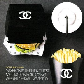 CHANEL - the perfect diet