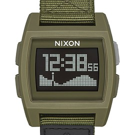 NIXON - Base Tide Nylon - Surplus