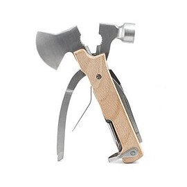 Kikkerland - Wood Axe Multi Tool
