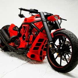 Porsche - Porsche GT Bike/AMD Custom