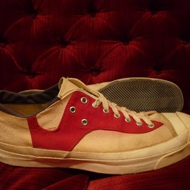 converse - JACK PURCELL RALLY(17281)WHT/RED USA