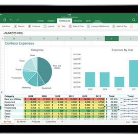 Microsoft - Office for iPad