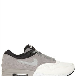 NIKE NSW - AIRMAX 1 PREMIUM LEATHER &SUEDE SNEAKERS