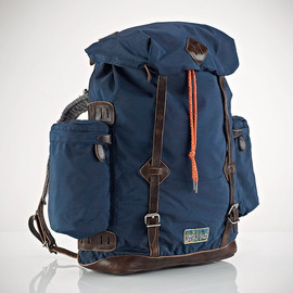 Polo Ralph Lauren Nylon Utility Backpack - Polo Ralph Lauren Nylon Utility Backpack