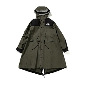 sacai - Sacai x The North Face Men's Long Coat (Khaki)