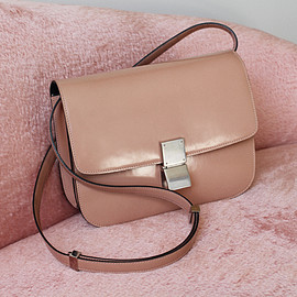CELINE - BOX BAG IN NUDE