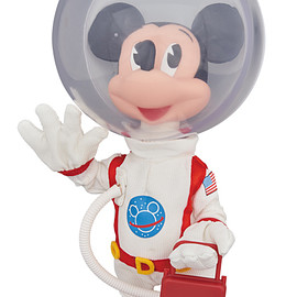 MEDICOM TOY - VCD MICKEY MOUSE ASTRONAUT Ver.