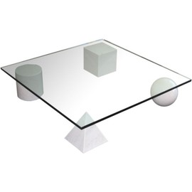 Lella & Massimo Vignelli - Metaphora 1 Coffee Table
