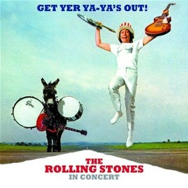 The Rolling Stones, ローリングストーンズ - GET YER YA YA'S OUT (UK VERSION)