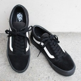 VANS - OLD SKOOL ALL BLACK