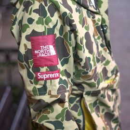 SUPREME✖northface - ジャケット