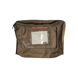 PUEBCO - POUCH WITH WINDOW - MEDIUM