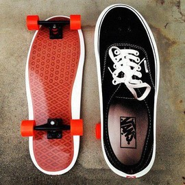 VANS - Skateboard Authentic