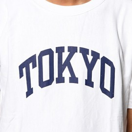 Champion, BEAMS - CHAMPION×BEAMS / 別注 SL REVERSE WEAVE TEE