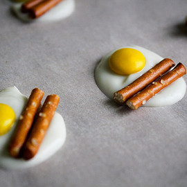 """Bacon and Egg"" Candies"