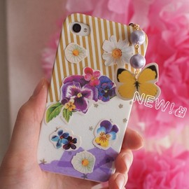 blossom - iPhone case