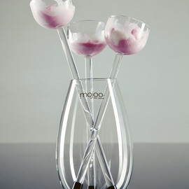 Martin Jakobsen - Kkis Ice Cream Canape Glass