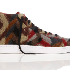 CONVERSE - CONVERSE x MISSONI Archive Project