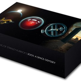 Piers Bizony, M/M (Paris) - The Making of Stanley Kubrick's '2oo1: A Space Odyssey' - Limited Edition