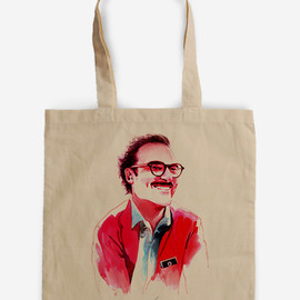 BagApart - Her - Spike Jonze Tote Bag Tribute