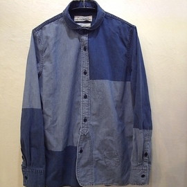 REMI RELIEF - SWITCHOVER CHAMBRARY WORK SHIRTS [RN13133143]