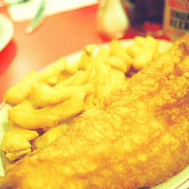 Fryer's Delight - Fish and Chips