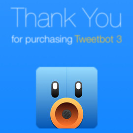 Tapbots - Tweetbot 3 for Twitter (iPhone & iPod touch)