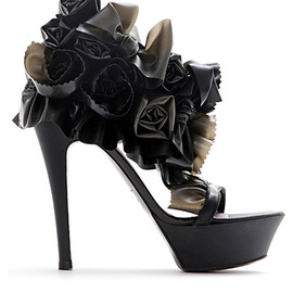Viktor&Rolf - Flower Plaform Sandals