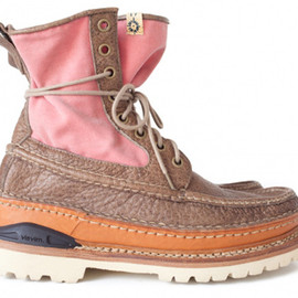 visvim - Grizzly Boots Mid-Folk Fall/Winter 2012