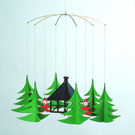FLENSTED MOBILES - Xmas Forest