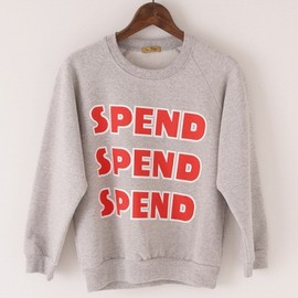 peter jensen - Spend Sweatshirt