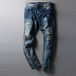 NUMBER (N)INE, LOVELESS・GUILD PRIME - MENS COLLABORATION DENIM