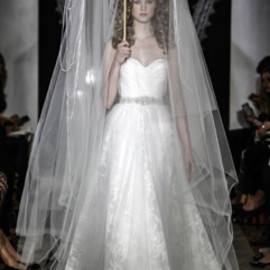 Reem Acra - wedding dress