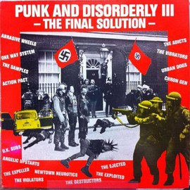 Various Artists - PUNK AND DISORDERLY III - FINAL SOLUTION