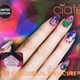"""Ciate, Very Colourfoil - UK発!【Ciateシアテ】Very Colourfoil """"Carnival Couture"""""""