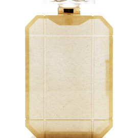 Charlotte Olympia - Gold Scent Clutch