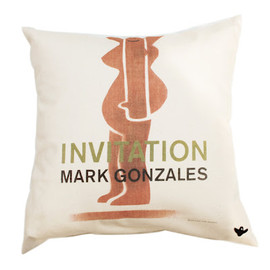 Mark Gonzales by AVOID - Print Cushion